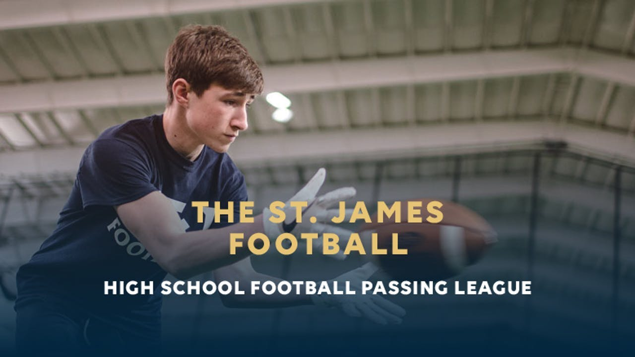 The St. James Passing League, 12/10, Week 6