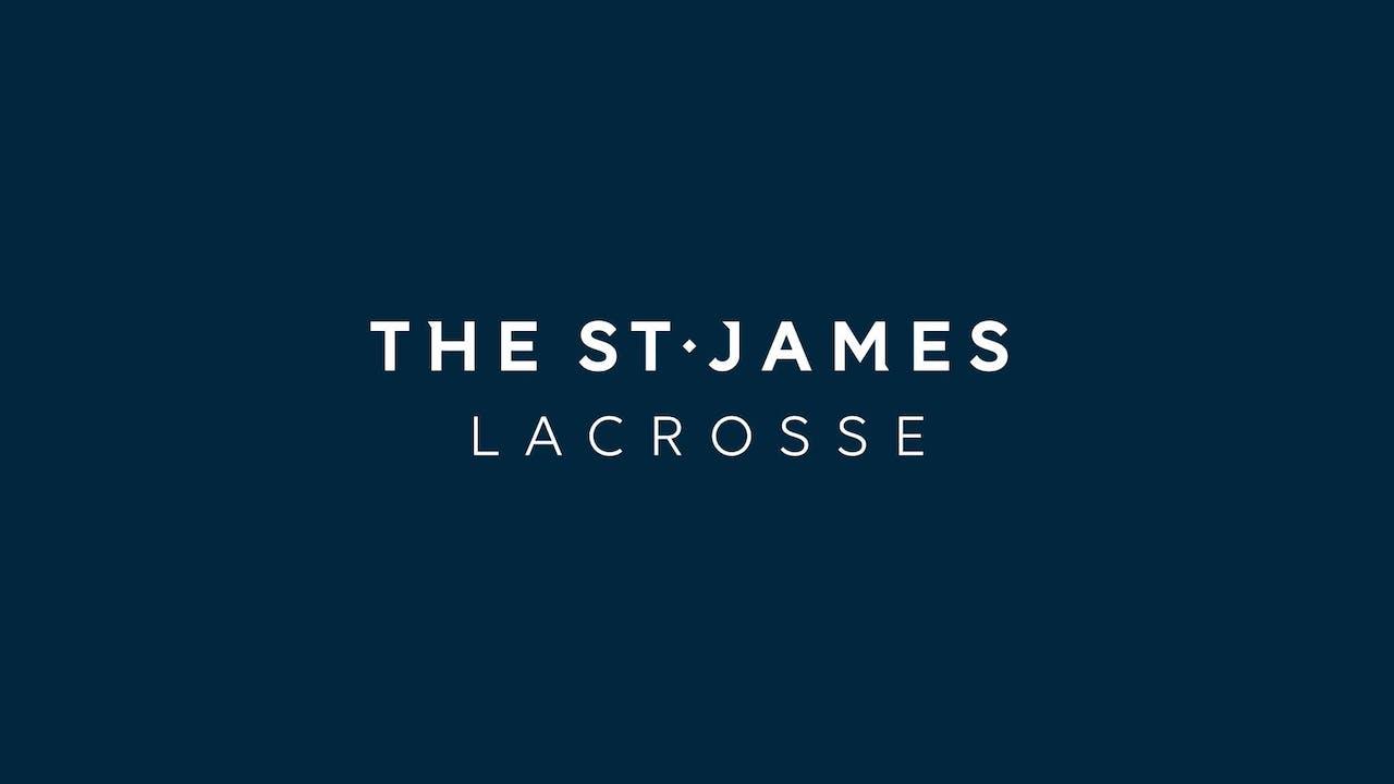 The St. James Winter Lacrosse League - 2/6 Pass