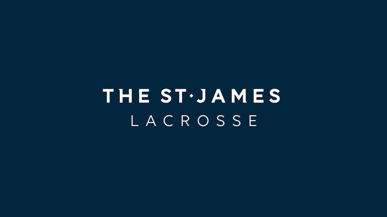The St. James Winter Lacrosse League - 1/30 Pass