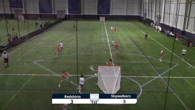1/3 - Indoor Nationals - Playoffs (Morning Session) - Field 4 - Part 1
