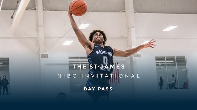 NIBC - 1/12 Day Pass