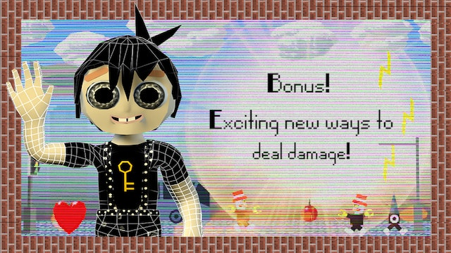 BONUS! Exciting new ways to deal damage!