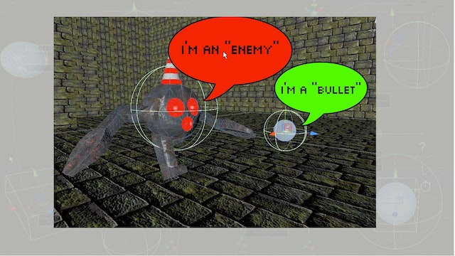 Intro09 Mr. Bullet meet Mr. Enemy