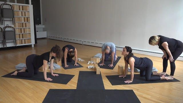Katonah Yoga with Jessica 03.14.20