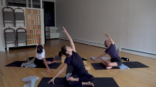 Katonah Yoga with Alex 09.24.21