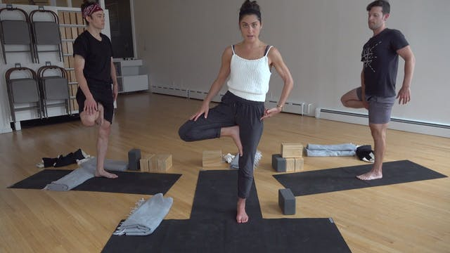 Katonah Yoga with Alex 09.04.20