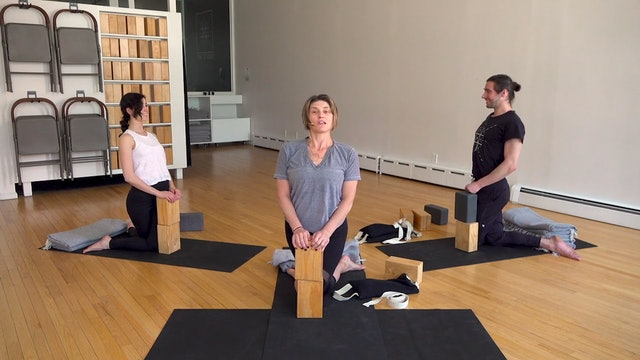 Katonah Yoga with Jess 08.20.21