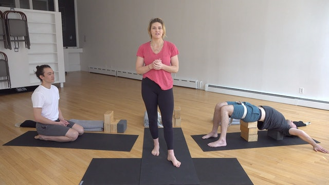 Katonah Yoga with Jessica 05.12.20