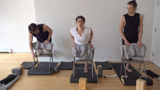 Katonah Chairs with Mary Dana, 07.03.20