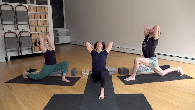 Katonah Yoga with Abbie 60min 06.18.21