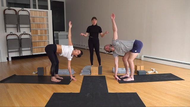 Katonah Yoga with Maya 10.01.21