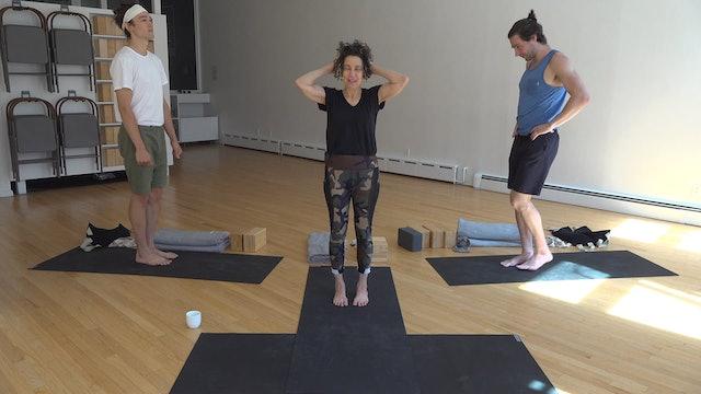 Katonah Yoga with Abbie 10.09.20