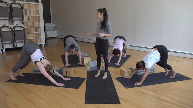 Katonah Yoga with Samara 02.06.20