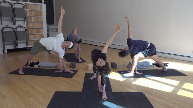 Katonah Yoga with Abbie 08.14.20