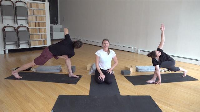 Katonah Yoga with Cassandra 06.12.20