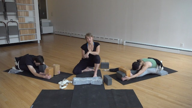 Katonah Yoga with Jessica 01.01.21