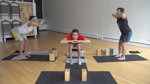 Katonah Yoga with Kyle 12.11.20