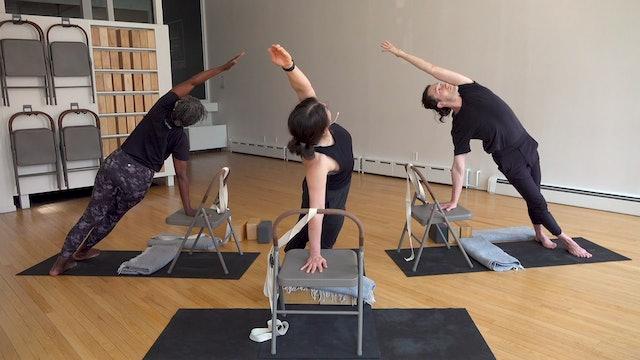 Katonah Yoga with Mary Dana 07.23.21