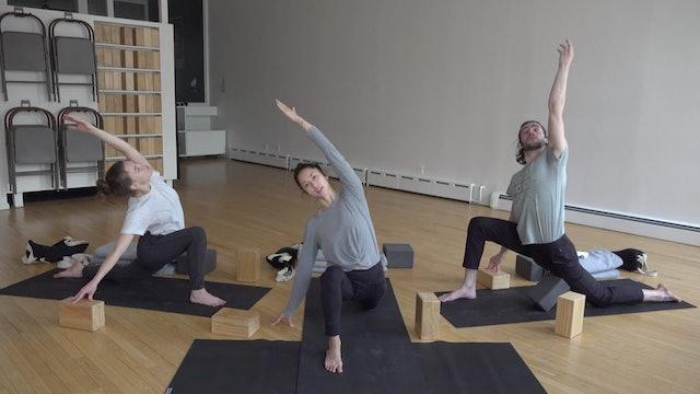 Katonah Yoga with Samara 04.02.21