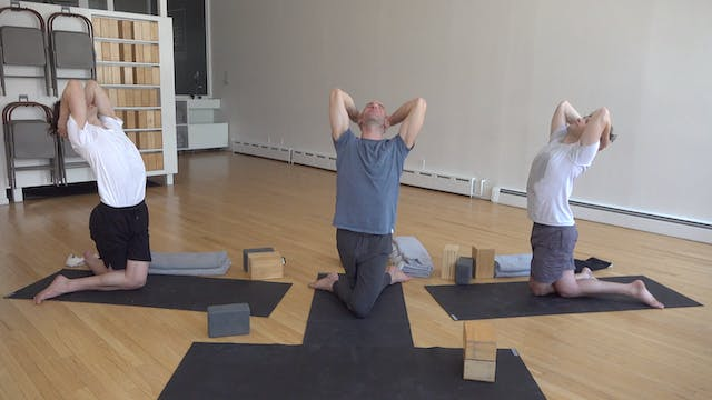 Katonah Yoga with Brian 07.31.20