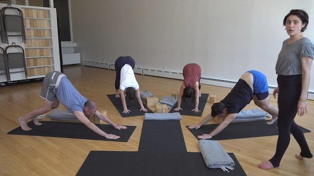 Katonah Yoga with Alex 03.24.20