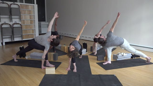 Katonah Yoga with Abbie 02.26.21