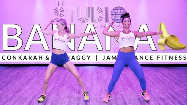 BONUS JAM Choreography  |  Banana by Conagra and Shaggy