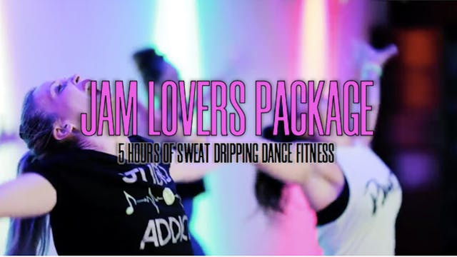 JAM LOVERS PACKAGE