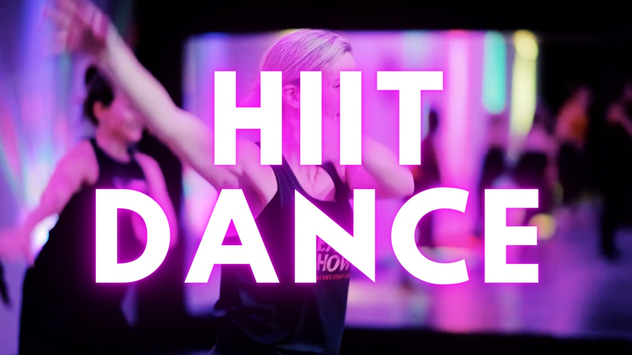 HIIT DANCE (Confident)