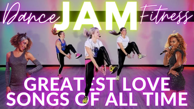 JAM 13: The Greatest Love Songs of All Time