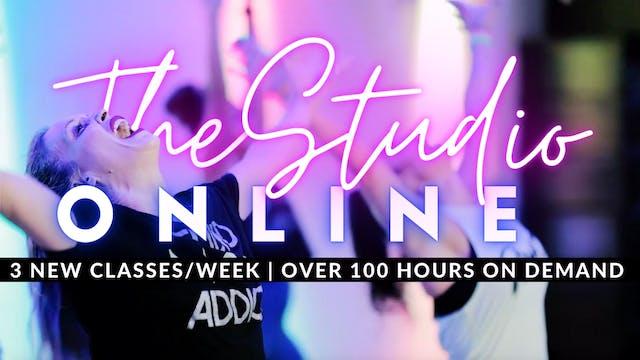 The Studio Online Experience