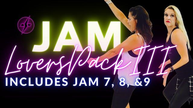 JAM LOVERS PACKAGE 3