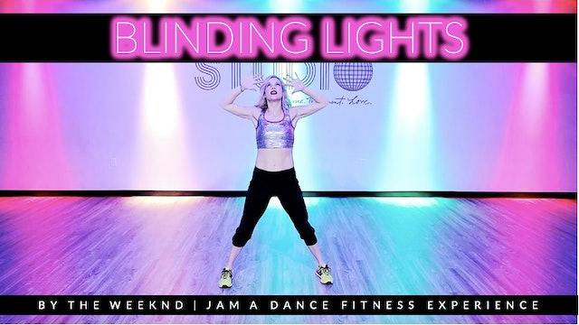 Blinding Lights by The Weeknd BONUS JAM Choreo