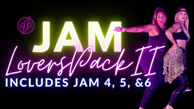 JAM LOVERS PACKAGE 2
