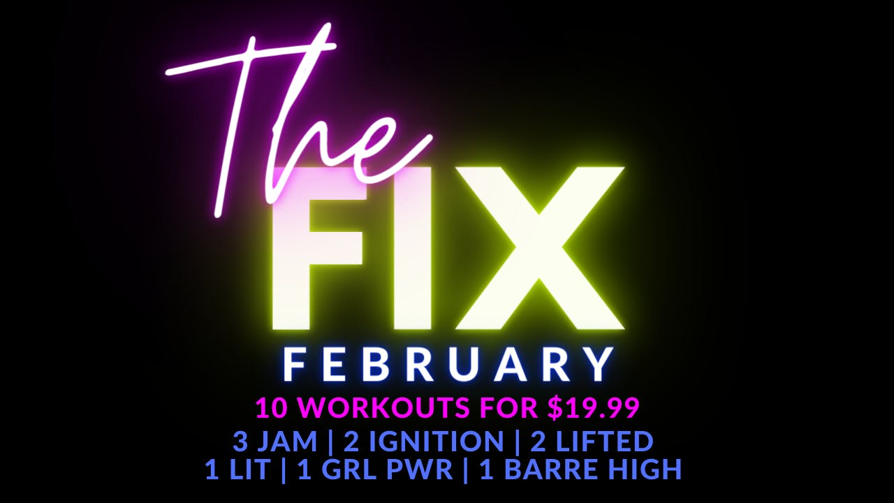 The Fix February Package