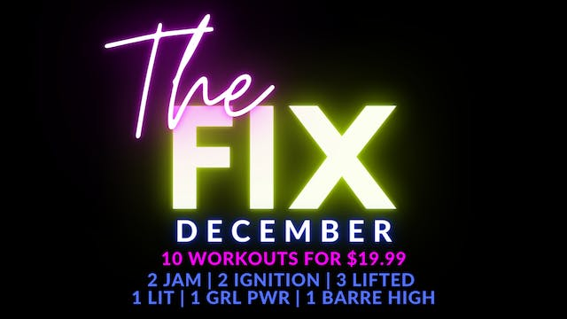 The FIX December Package