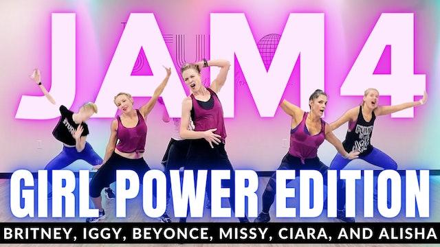 JAM 4: GIRL POWER
