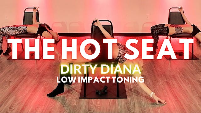 The HOT Seat: Dirty Diana