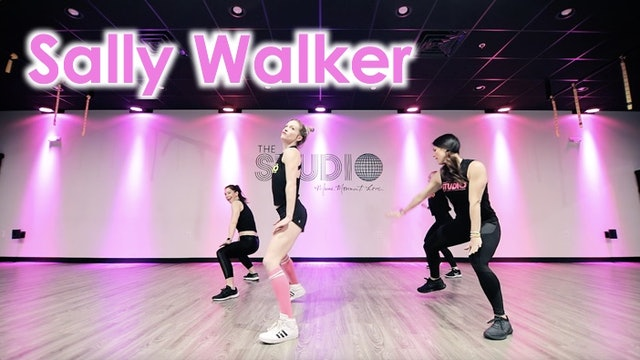 Sally Walker by Iggy Azalea BONUS JAM Choreo