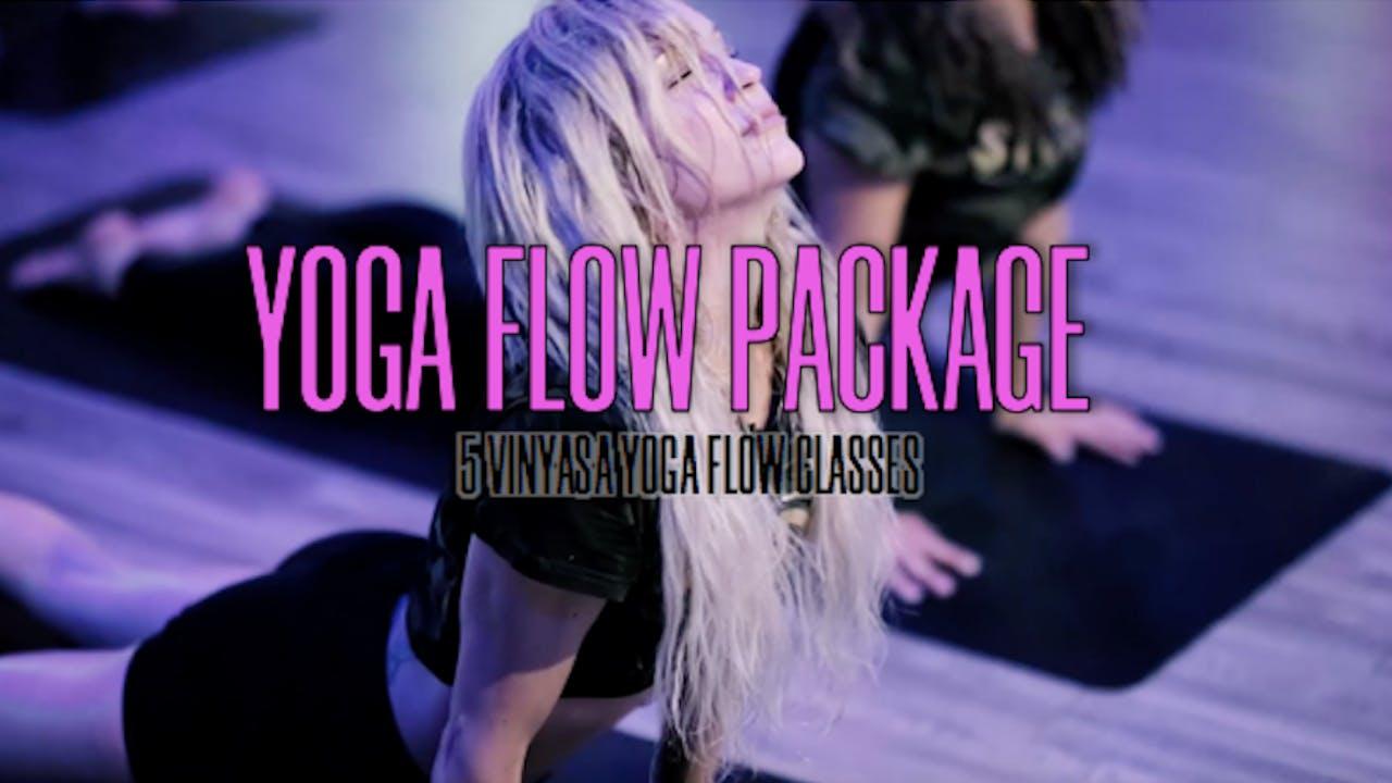 YOGA FLOW PACKAGE