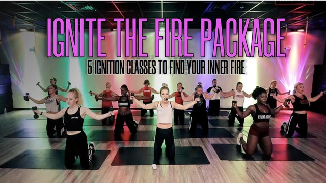 IGNITE THE FIRE PACKAGE
