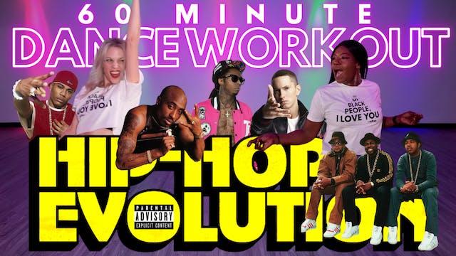 JAM: Hip Hop Evolution and Warm-Up Mix mp3 file