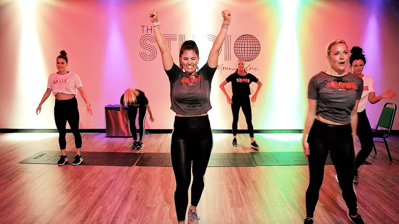 BEATS 5: Upper Body and Cardio Party