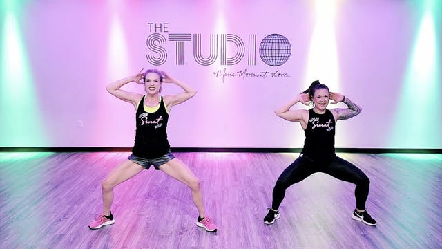 Full Body HIIT Dance - No Equipment Needed