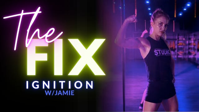The Fix 12/9: IGNITION w/ Jamie