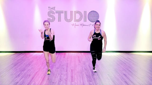Non-Stop Cardio HIIT DANCE
