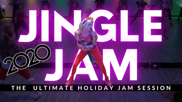 Jingle JAM 2020: Jingle Your Bells Off