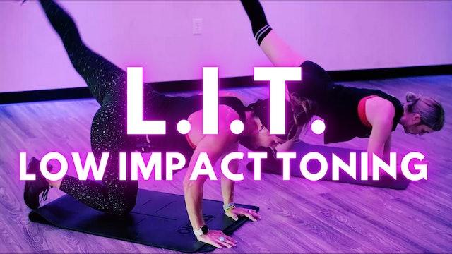 L.I.T. (Low Impact Toning)