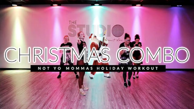Not Yo Momma's Christmas Workout
