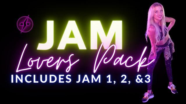 JAM LOVERS PACKAGE